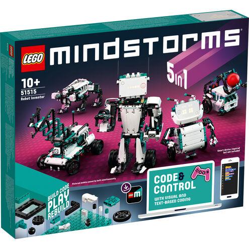 LEGO® Mindstorms - 51515 Roboter-Erfinder 5in1 für Kundenkarteninhaber + Shoop bis 19.12.