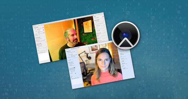 CAMO Pro - macos (windows in beta) - iPhone/iPad als Webcam - 12 Monate Subscription