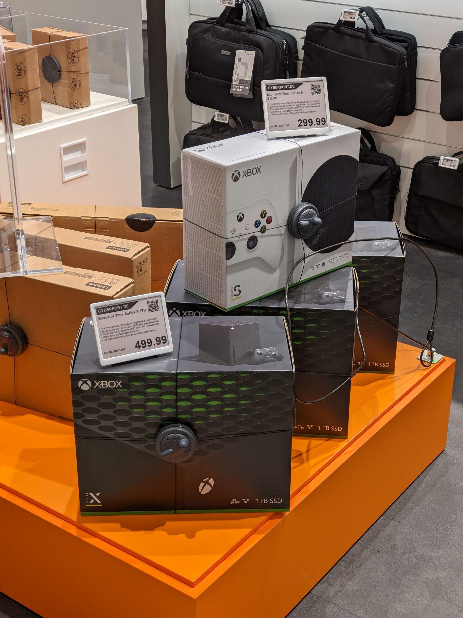 lokal - Xbox Series X [Nürnberg] verfügbar. 3 noch da