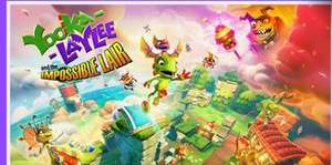 Yooka-Laylee and the Impossible Lair (PC) Free @ Prime Gaming