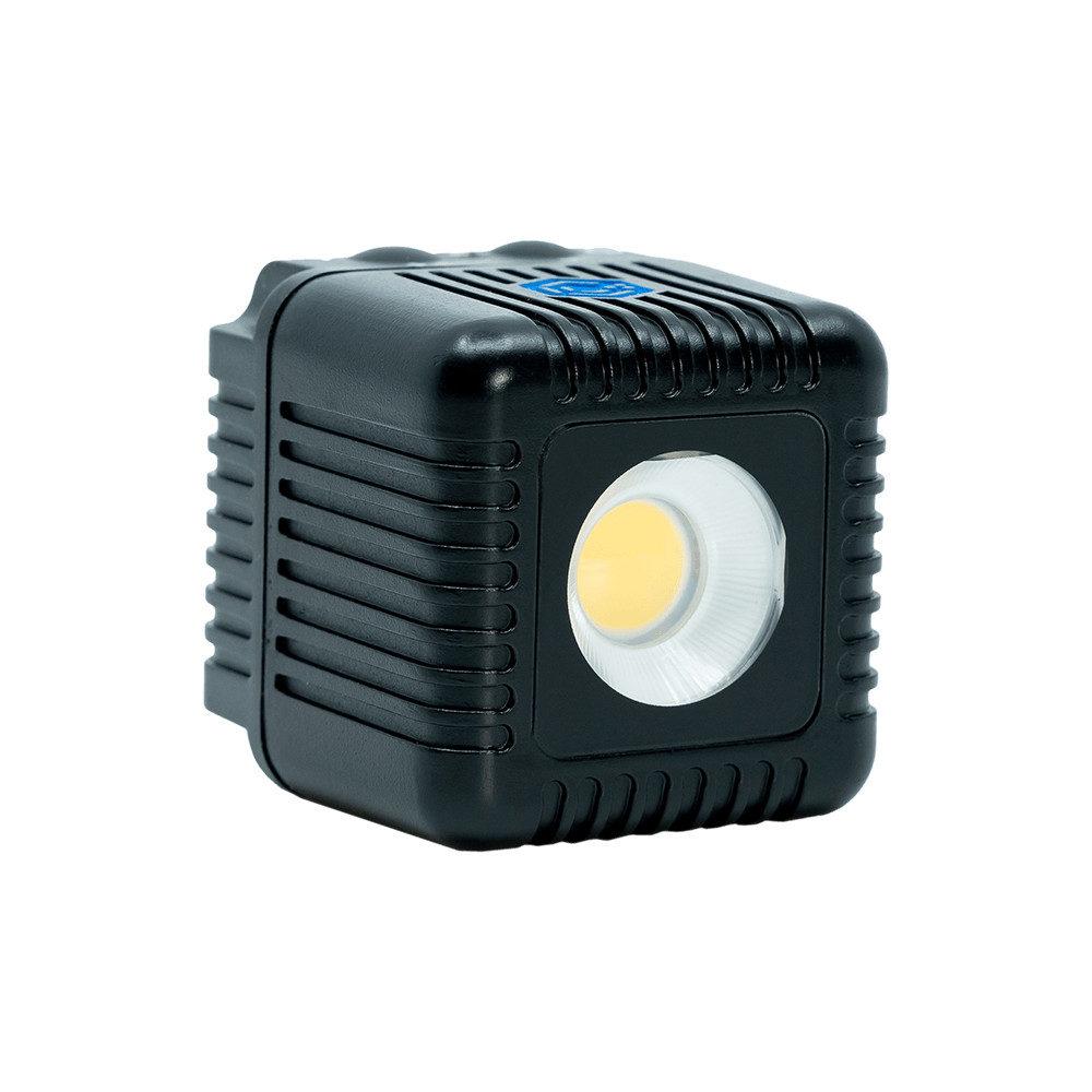Lume Cube 2.0 LED-Lichtwürfel Videoleuchte (Blitz- oder Dauerlicht für Foto- und Video-Aufnahmen)