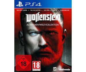 Wolfenstein: Alternativwelt-Kollektion(PS4 & Xbox One) [Saturn Abholung]
