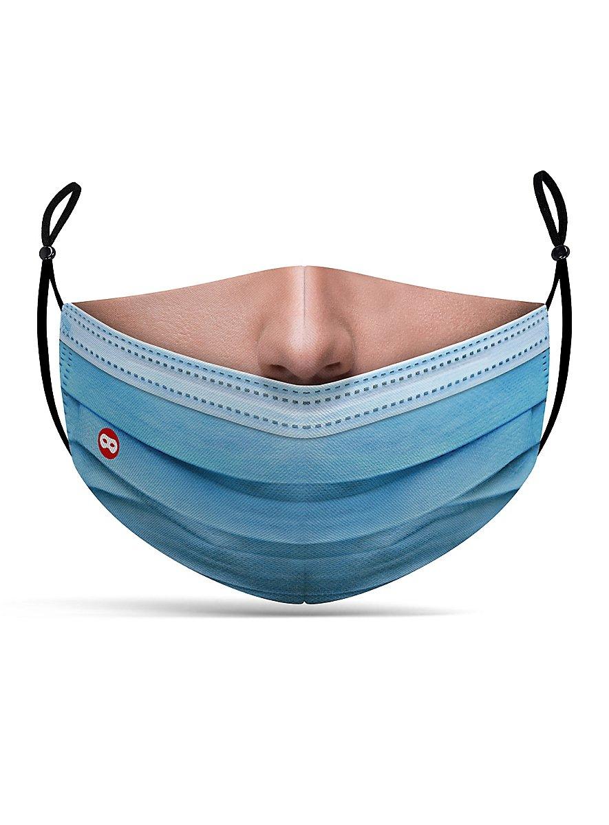 Mund-Nase-Masken mit teilweise lustigen Motiven / brauchbaren Mustern (z.B. Harry Potter - ähnlich) für 1,76 € + Versand (ab 30,- VSK frei)
