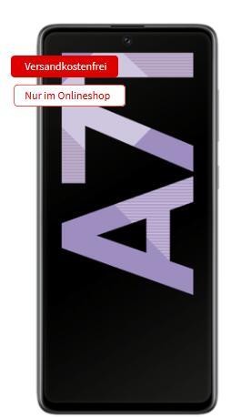 Samsung Galaxy A71 128GB + Nintendo Switch Lite im Vodafone MD green LTE 3GB für 29€ einmalig, 17,99€ monatlich