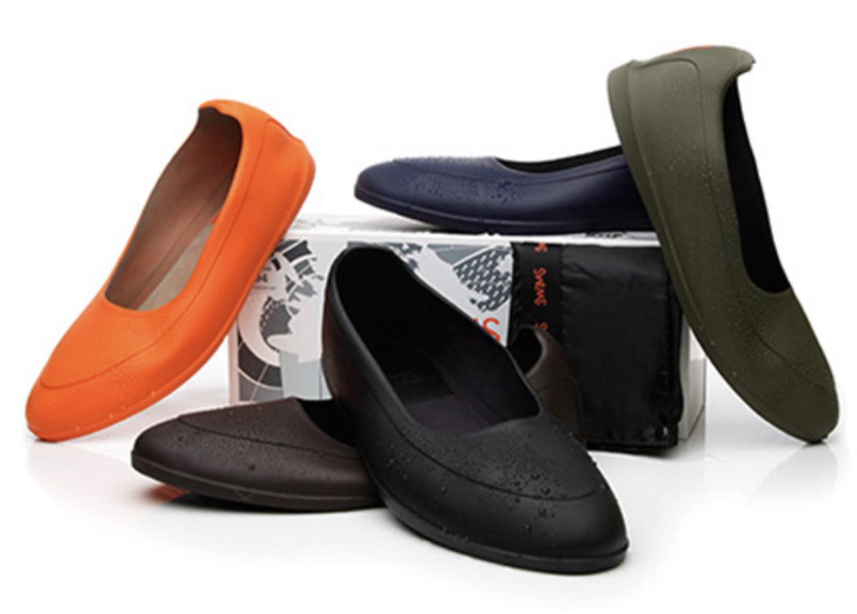 (Nischendeal) Original Swims Galoschen - Schuhüberzieher für Anzugschuhe - alle Größen und Farben verfügbar bei Shoepassion.com