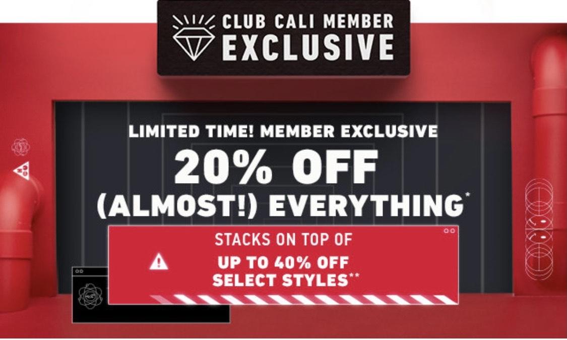 Hollister -20% auf (fast) alles zusätzlich zu 40% - zB Polo für 13,92€