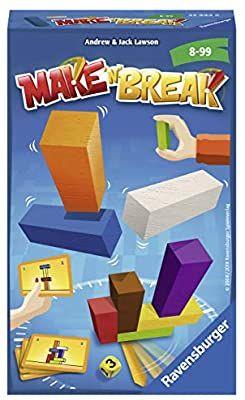 Ravensburger 23444 Make 'n' Break Party Spiel