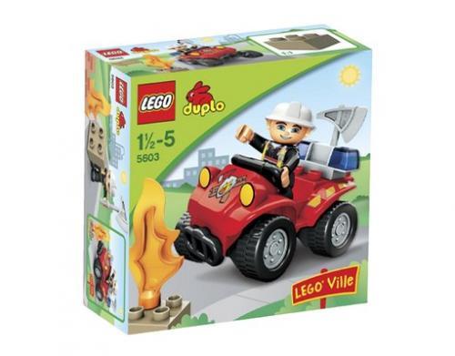 Lego Duplo™ - Feuerwehr-Hauptmann (5603) für €6,92 [@MeinPaket.de]