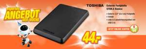 Toshiba STOR.E 500 GB USB 3.0 externe 2,5 Zoll HDD - 44.-€
