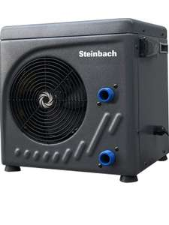 Steinbach Mini Wärmepumpe für Pool