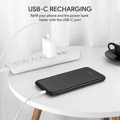 AUKEY USB(C) 20000mAh Powerbank 21,99 Euro @amazon -versand Prime oder gratis an Packstation