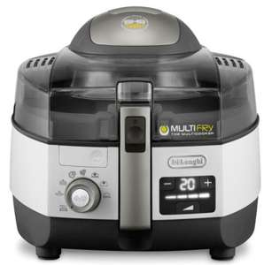 DELONGHI Extra Chef Plus FH1396 Heißluftfritteuse mit Grillfunktion