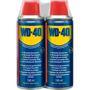 WD-40 Classic Doppelpack 2x150 ml Multifunktionsprodukt - Filialabholung