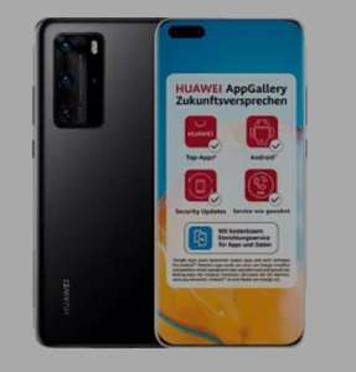 [Media Markt eBay] Huawei P40 Pro für 579€