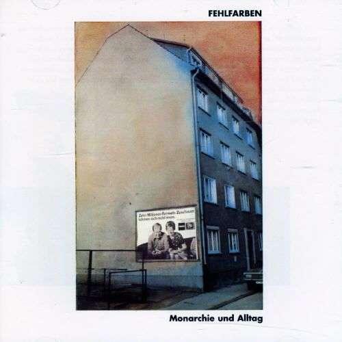 Fehlfarben – Monarchie und Alltag (remastered 2017) (Orange Vinyl) -41% reduziert