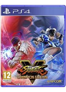 [Base.com PS4] Street Fighter CHAMPION EDITION
