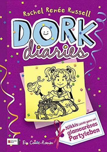 DORK Diaries, Band 02: Nikkis (nicht ganz so) glamouröses Partyleben - gratis ebook