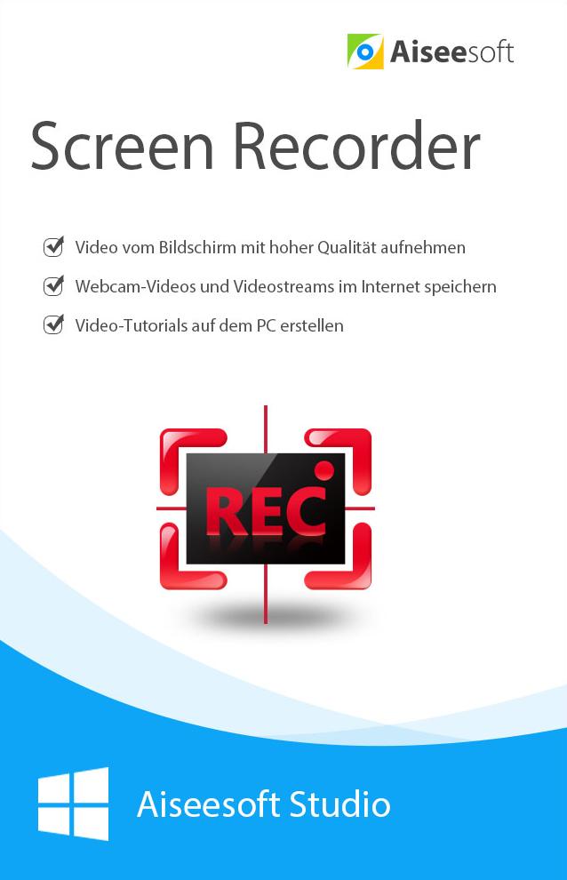 [PC-Welt] Aiseesoft Screen Recorder