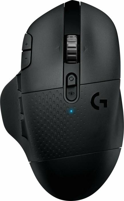 Logitech G604 Lightspeed Wireless Gaming Mouse schwarz, USB/Bluetooth für 59€