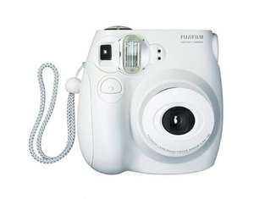 Fujifilm Instax Mini 7 S Weiß (49,99 € - vk-frei)