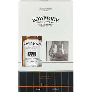Netto Angebot Whisky Bowmore No.1