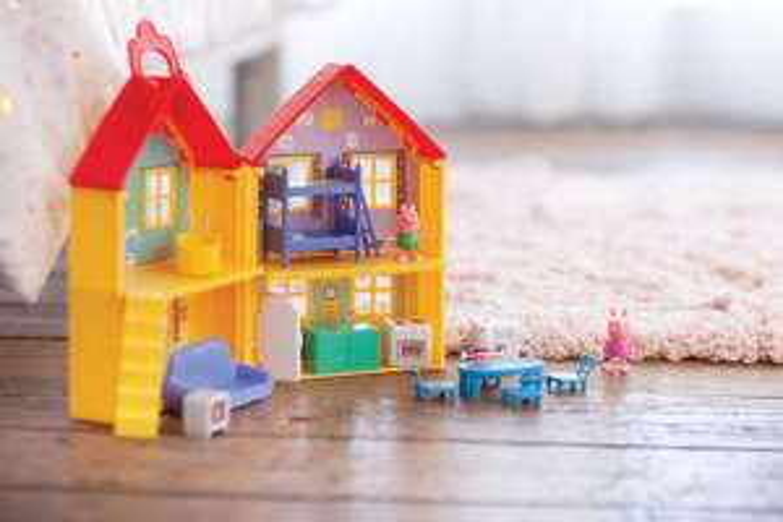 Peppa Wutz - Peppa's Haus Spielset, online Mifus 29,94€, offline Rofu 24,99€