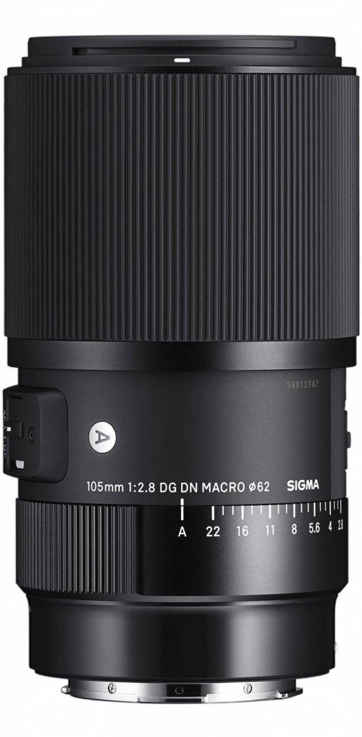 Sigma 105mm f2,8 DG DN Macro Art Objektiv für Sony E-Mount