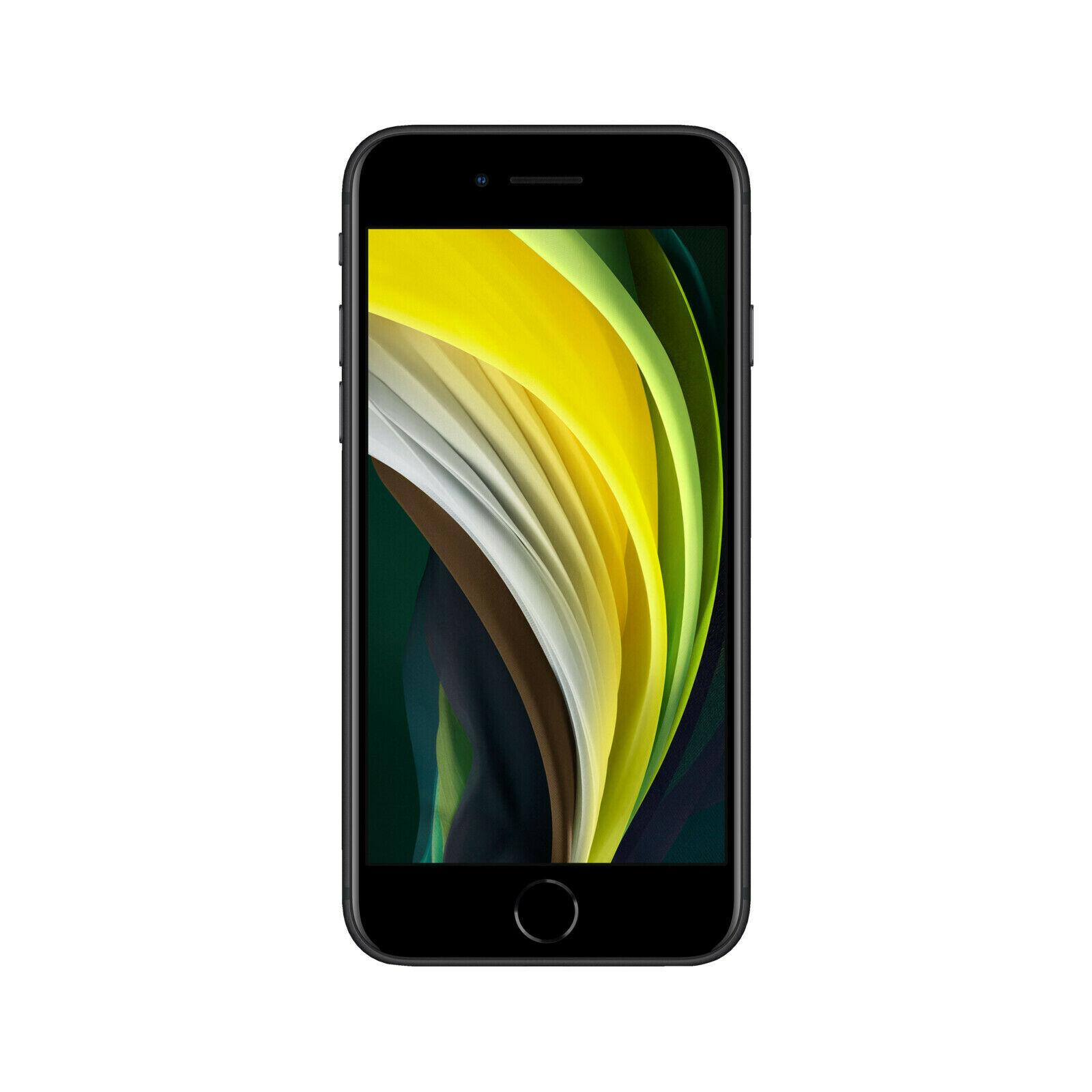 Apple iPhone SE 256 GB (Schwarz) [eBay Saturn]