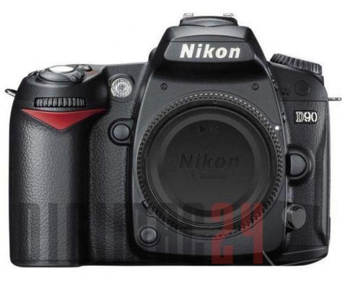 Nikon D90 nur Body