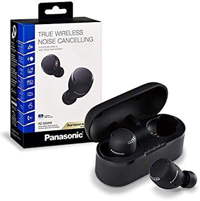 "[Amazon WHD] Panasonic RZ-S500W Bluetooth Kopfhörer In-Ear mit Active Noise Cancelling (ANC) ""Gebraucht - Wie neu"""