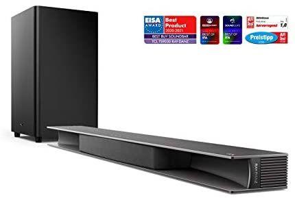 "[Amazon WHD] TCL TS9030 RAY DANZ Soundbar mit Subwoofer (3.1-Kanal-Sound, 540W max. Gesamtleistung, Dolby Atmos) ""Gebraucht - Wie Neu"""