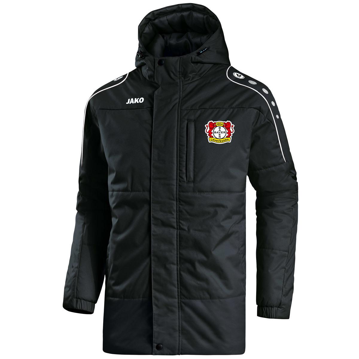Tabellenführer Bayer 04 Leverkusen Jako Coachjacke reduziert