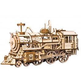 Weihnachtsangebote im Miniatur Wunderland, z.B. Robotime Lok-Bausatz für 29,90€ plus Versand