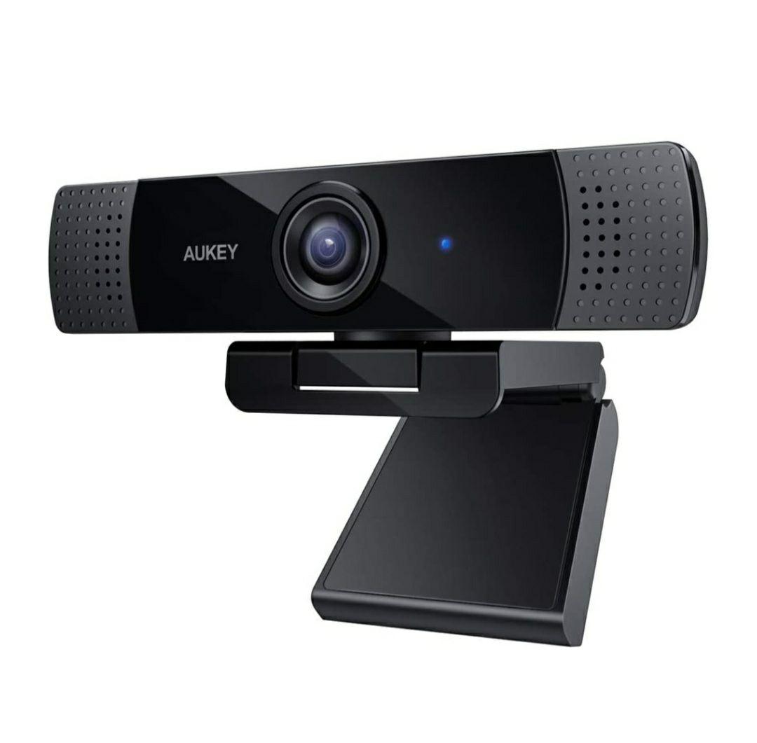 Webcam 1080P Full HD AUKEY PC-LM1E