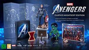 Marvel's Avengers: Earth's Mightiest Edition (inkl. kostenloses Upgrade auf PS5) (PS4) Mit Prime.