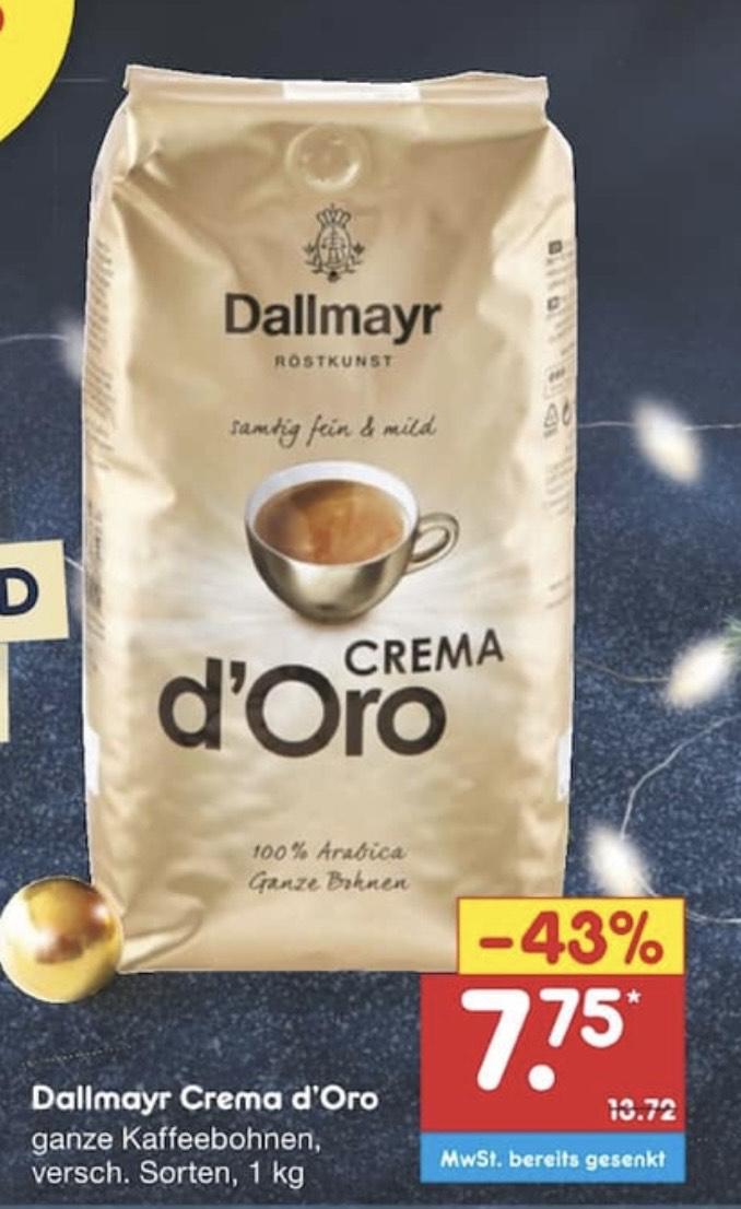 Dallmayr Crema d'Oro - 1 kg