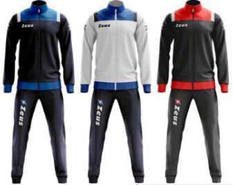 """Zeus Herren Trainingsanzug """"Tuta Relax Vesuvio"""" für 13,13€ + 3,95€ VSK (9 Farbvarianten verfügbar, Größe XXS - 3XL) [SportSpar]"""