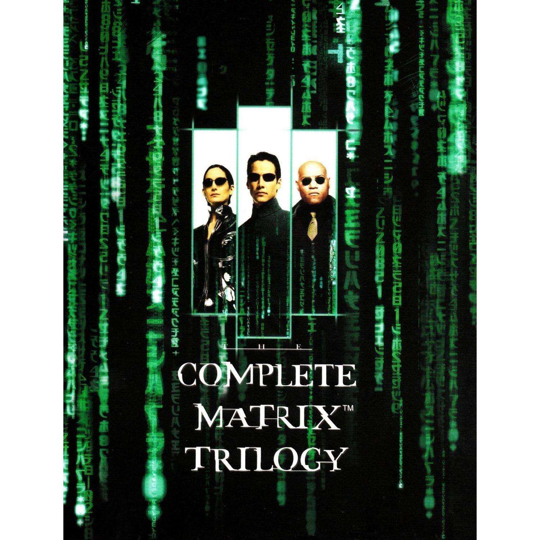 [iTunes] 4K Matrix Trilogie für 14,99€