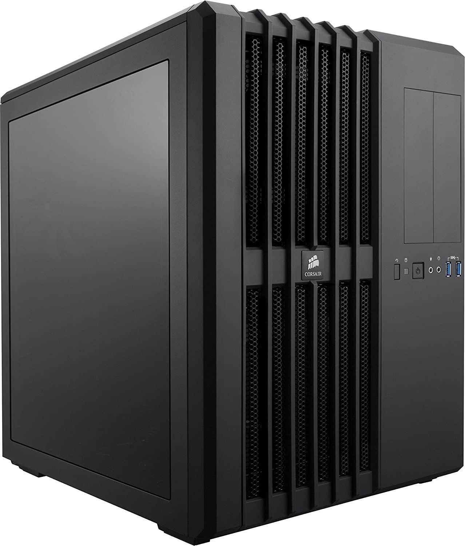 Corsair Carbide Series Air 540 PC-Gehäuse (ATX High Airflow, Dual-Kammer, geeignet für ATX, Micro ATX, E-ATX, and Mini ITX) [Amazon