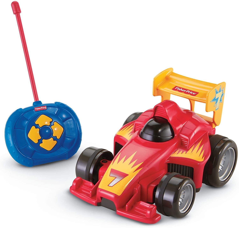 Sammeldeal z.B Fisher Price GVY94 - Fernlenkflitzer, Motorikspielzeug mit Fernbedienung, Kinder Spielzeugauto ab 3 Jahren