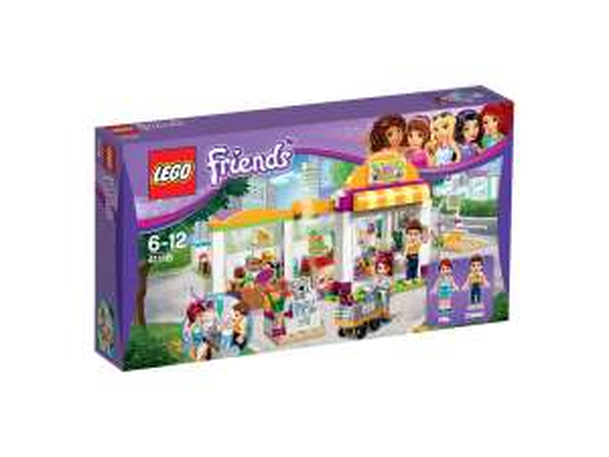 LEGO® Friends Heartlake Supermarkt 6-12