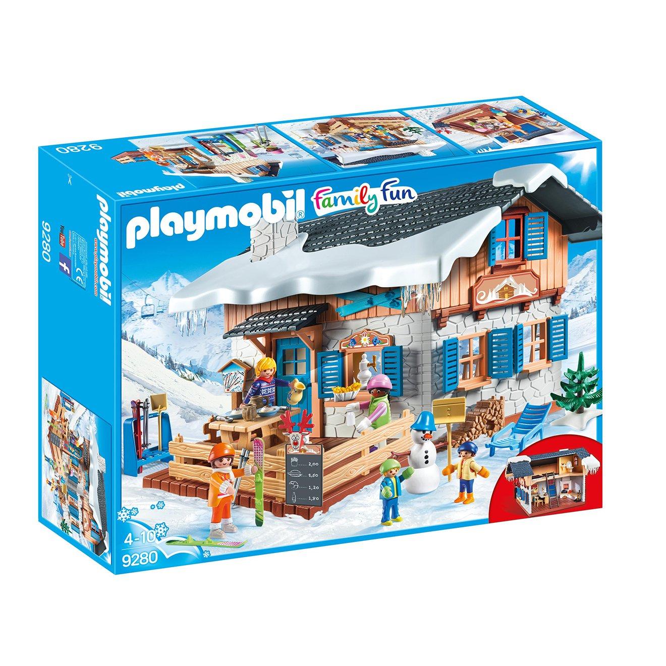 [Lokal Designer Outlet Berlin/Wustermark] Playmobil Skihütte 9280 (auch in Ochtrup & Neumünster)