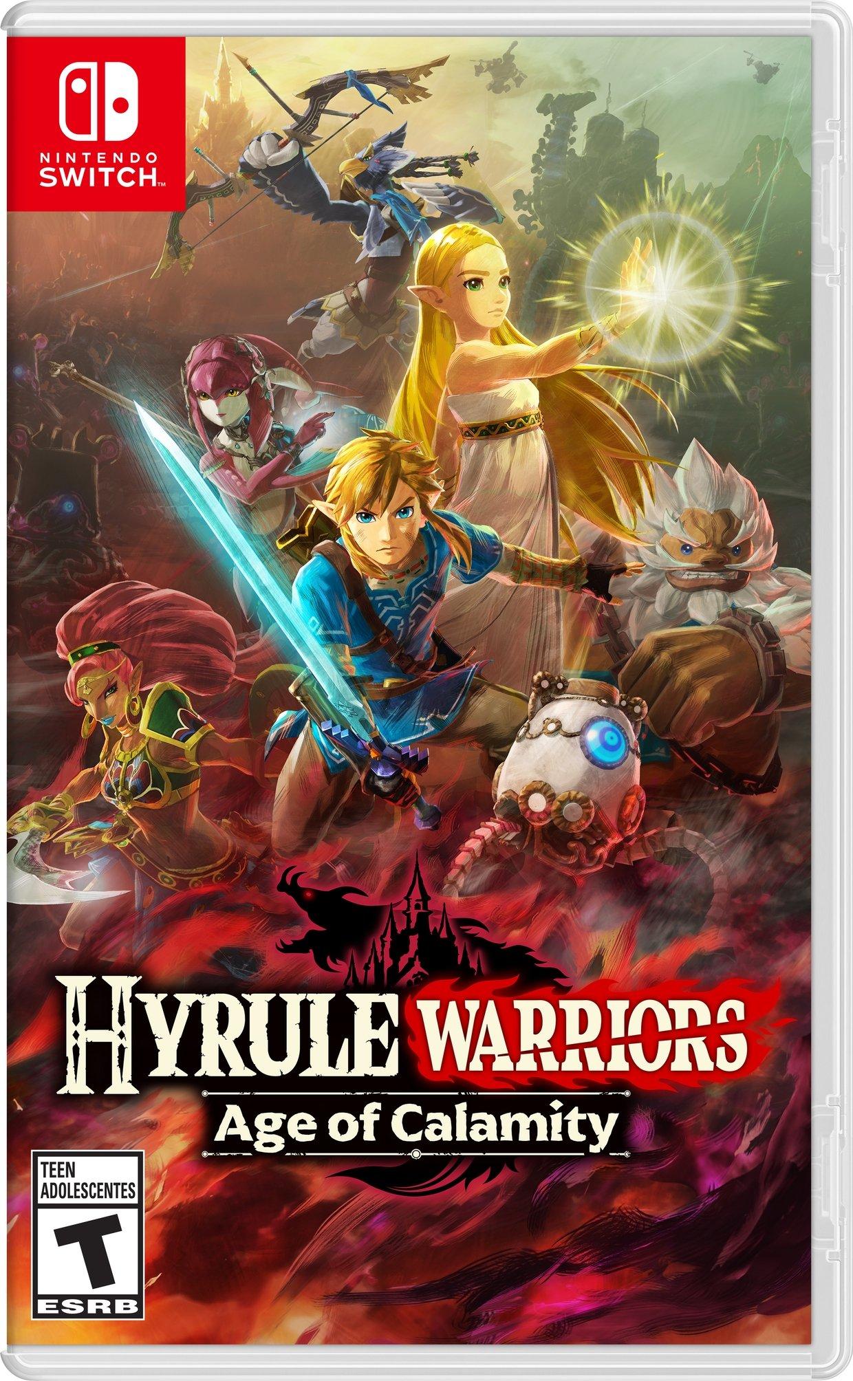 Hyrule Warriors - Zeit der Verheerung (Switch) für 43,95€ inkl. Versand (Coolshop & Base.com)