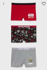 Trunks - Bio-Baumwolle - 3er Pack - Star Wars