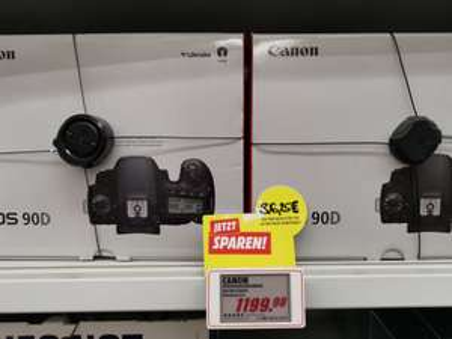 Canon Eos 90D Body + EF 50MM Objektiv (lokal Duisburg)