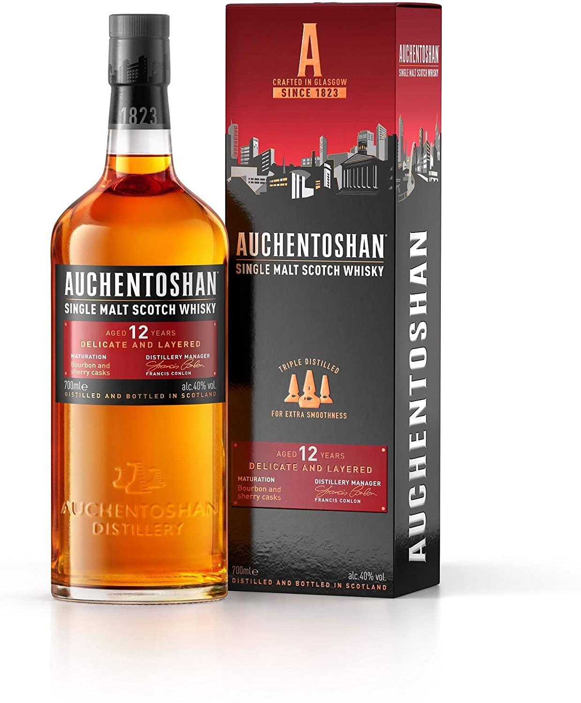 Auchentoshan 12 Jahre Single Malt Scotch Whisky