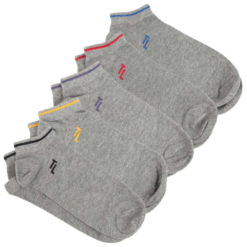 """15 Paar Tokyo Laundry Sneaker-Socken """"Northside"""" (78% Baumwolle, Größe 36-40) [SportSpar]"""