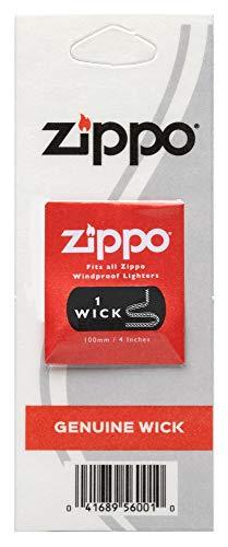 (Prime) Zippo Ersatzteile Docht 60001324 Wick Single Unit