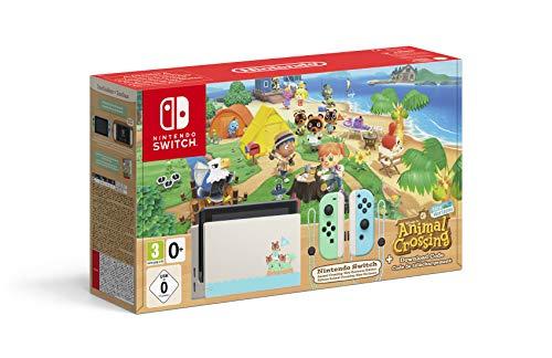 Amazon.fr inkl. Versandkosten nach Deutschland Nintendo Switch Animal Crossing: New Horizons-Edition (Limited Edition)