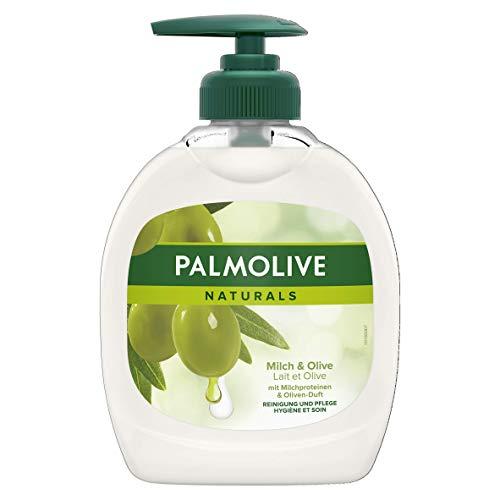 Palmolive Naturals Milch & Olive Flüssigseife 300 ml für 0,83 € im Sparabo 0,79 € (Amazon Prime)